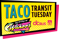 Taco Transit Tuesday