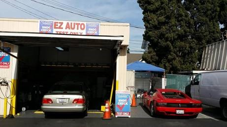 E-Z Auto Test Only