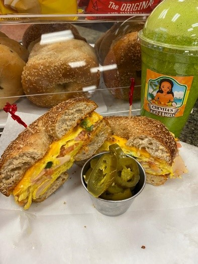 Chevita's Juice & Bagels