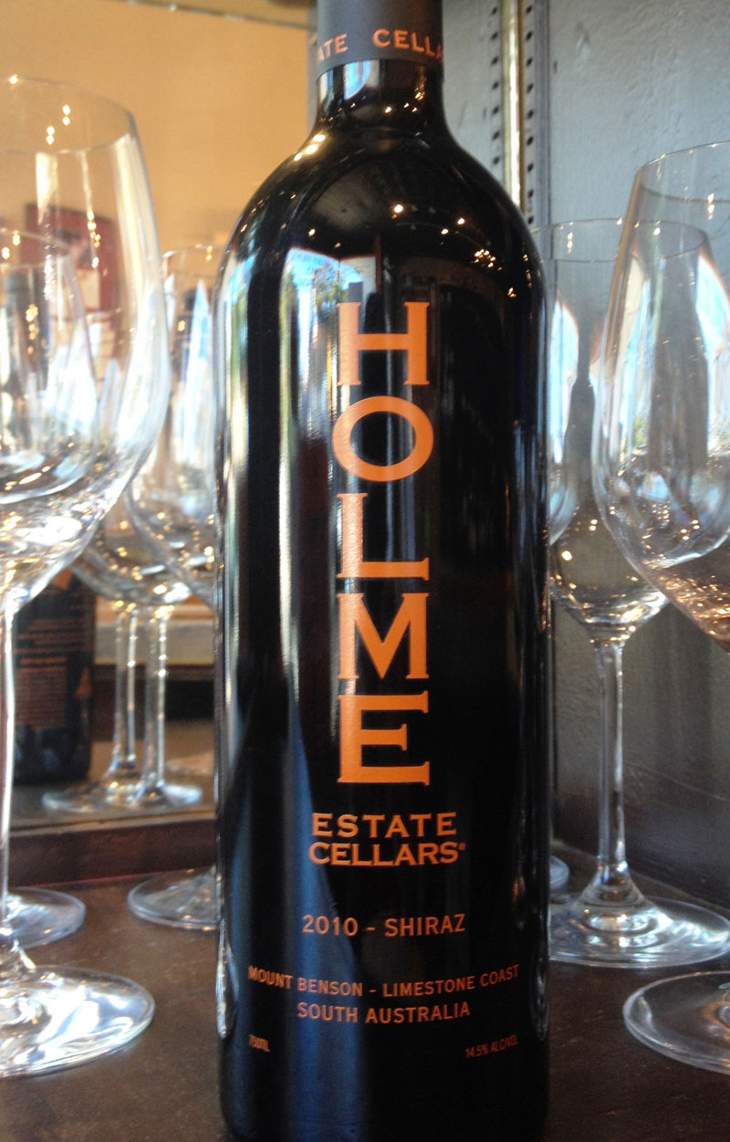 Holme Estate Cellars