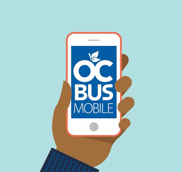 OC Bus Mobile